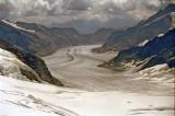 Jungfrau -glacier
