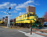Rail fan weekend Conway, NH