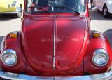 A classic VW Beetle