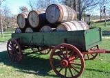 The barrel wagon