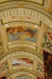 Ceiling of the Venetian
