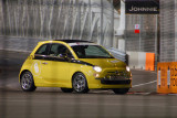 Formula One Third Practice Session (& cute Fiat 500s)