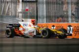 Formula One Qualifying Session