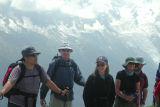Jeff, Bill, Christina, Ursula, Tim