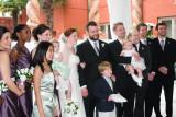 Liz and Will's wedding
