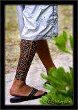 Tatu Leg Walking