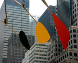 Calder's Manhattan