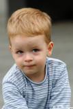 A little kid in Vaduz