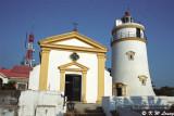 Guia Chapel and Lighthouse