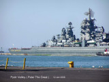 Peter The Great Nuclear Russian War Ship