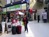 Reading station England