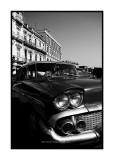Chevrolet Bel Air 1958, La Habana