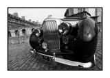Bentley Mark VI Park Ward, Vincennes