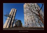 Les tours Aillaud Nanterre 1