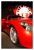Alfa Romeo 8C, Mondial de l'Automobile Paris 2008