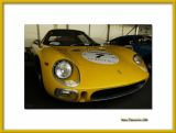 Yellow Ferrari, Le Mans