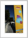 Advertising for Paris plage