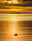Lake Erie At Sunset 23335