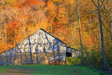 'See Beautiful Rock City' Barn 20081108