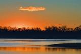 Cloud At Sunset 25684