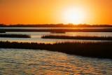 Wetland Sunset 30035