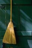 Straw Broom 20090331