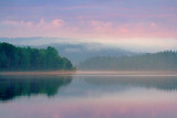 Deux Rivieres At Sunrise 49702