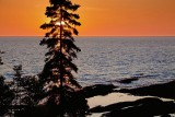Lake Superior Sunset 01520