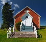 Country Church 04459-61