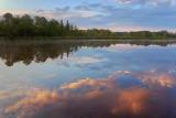 Scugog River At Sunrise 04976