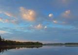 Scugog River At Sunrise 04975