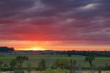 Cloudy Sunrise 20090906