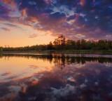 Scugog River Sunrise 20090909