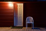 White Door White Chair 08321-5