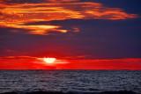 Lake Erie Sunset 09341