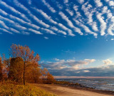 Clouds Over Lake Erie 20091012
