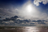 Sun Over Lake Erie 09274