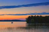 Otter Lake Sunset 20100612
