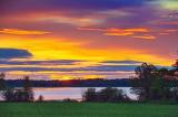 Rideau Canal Sunrise 18061-2