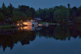 Boathouse In First Light 18407