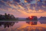 Rideau Canal Sunrise 18360
