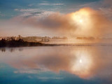 Clouded Sunrise 20100711