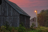 Barns At Dawn 20100901