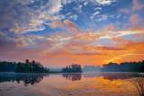 Rideau Canal Sunrise 21845-7