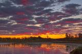 Rideau Canal Sunrise 22027-8