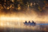 Fishing A Misty River 22528
