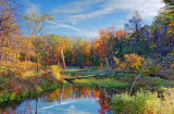 Autumn Marsh 23278-80