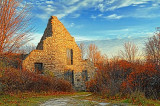 Merrickville Ruins At Sunrise 20101114