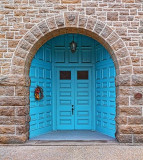 Church Door 01621