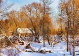 Frozen Otter Creek 05396
